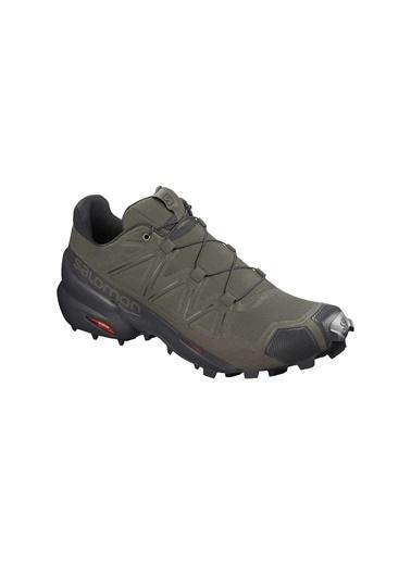 Salomon Speedcross 5 Erkek Ayakkabısı L40968100 Haki